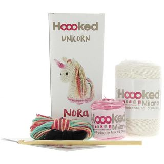 Hoooked Crochet Unicorn Kit
