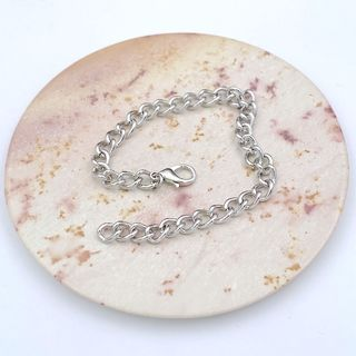 Bracelet Twisted Chain Silver