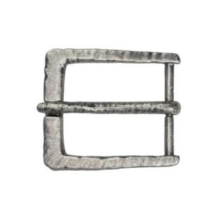 Old Word Buckle, Square, 38mm (1-1/2