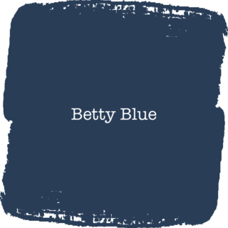 Vintage Paint Betty Blue