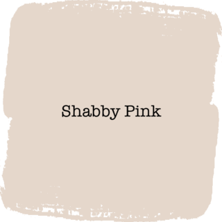 Vintage Paint Shabby Pink