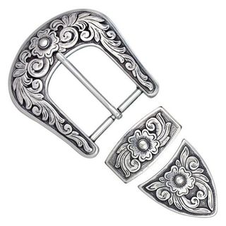 Buckle Set, Diablo, 38mm (1-1/2