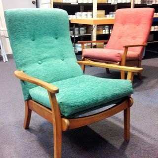 UPHOLSTERY: 2-day Recover a chair