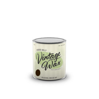 250ml Vintage Wax Dark
