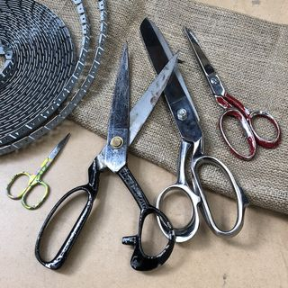 SCISSORS, KNIVES, CUTTERS