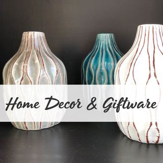 HOME DECOR & GIFT WARE