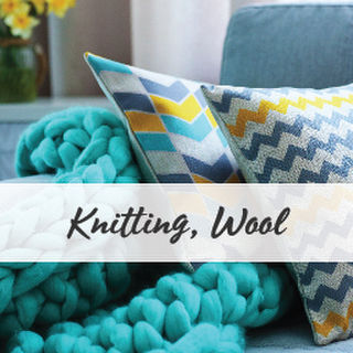 WOOL & KNITTING