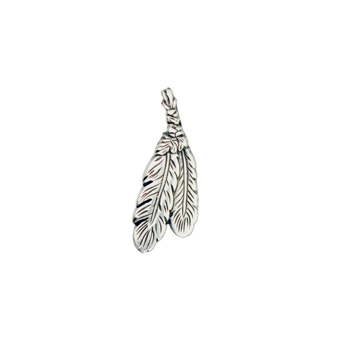 Concho, Two Feather, 32mm (1-14