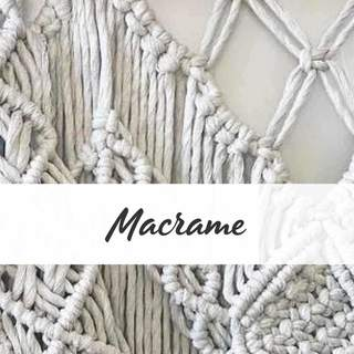 Looking online for macrame kits and macrame supplies in NZ? Buy now, fast shipping.