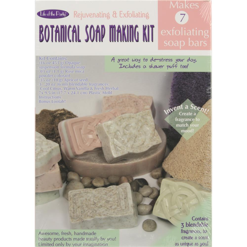 Soap Making Kit, Botanical