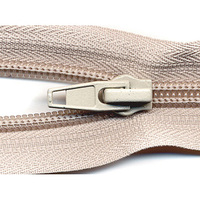 Make-A-Zipper, Beige, Heavy duty
