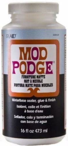 Mod Podge - Furniture paint and upholstery supplies
