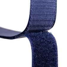 Hook & Loop Tape, 25mm, Navy