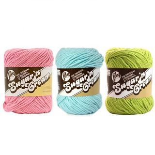 10PLY COTTON LILY SUGAR & CREAM