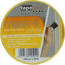 Masking tape, general, 24mm