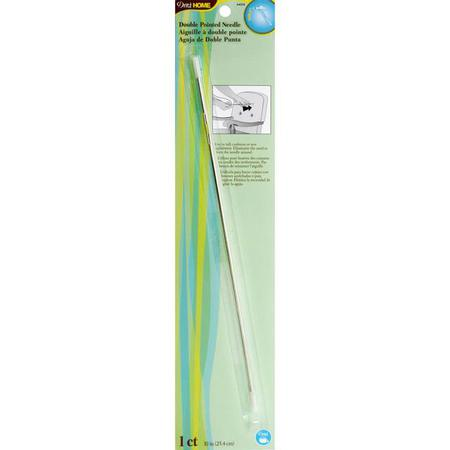 Long needle, double ended, 10