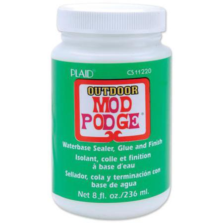 Mod Podge 8oz Outdoor
