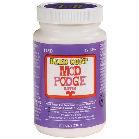 Mod Podge 8oz Hardcoat