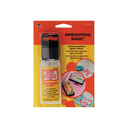 Mod Podge 2oz Dimensional Magic Clear