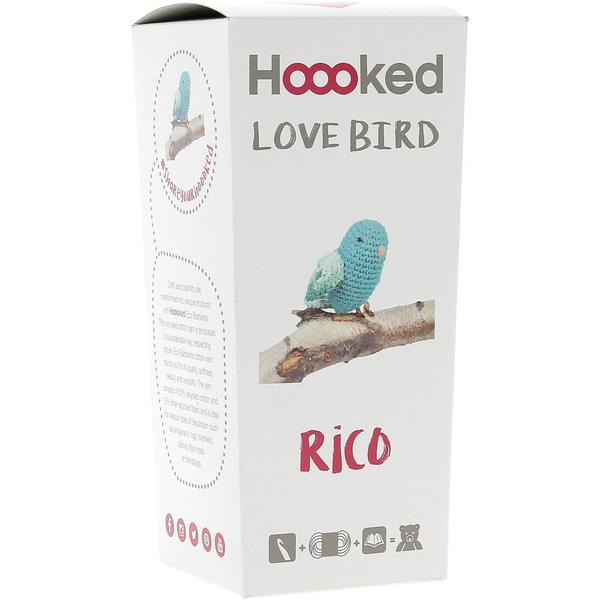Hoooked Crochet Love Bird Kit