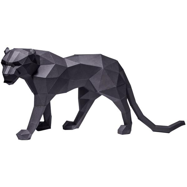 Origami Kit: 3D Black Panther