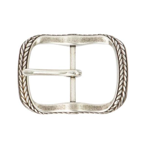 Rope Belt Buckle, 38mm (1-1/2