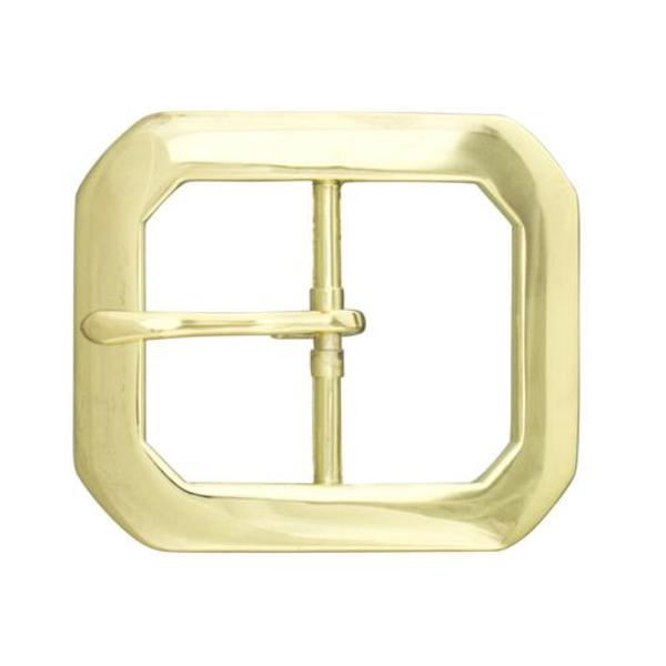 Clipped Corner Buckle, 38mm (1-1/2