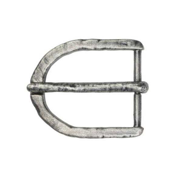 Old Word Buckle, Oval, 38mm (1-1/2