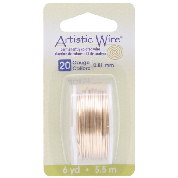 Artistic Wire Copper 20ga 5.4m
