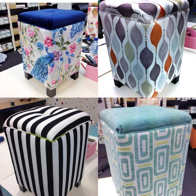 Increase your upholstery skills in this one day Auckland Upholstery class. Fun workshop. Sign up today.