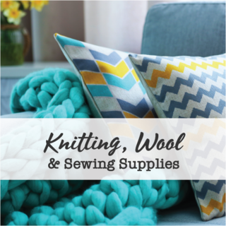 Do you love knitting, crochet or sewing! Get fast shipping for merino wool, 100% cotton yarn, needles, scissors. Auckland